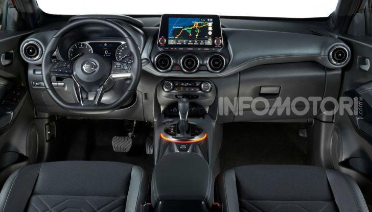 Prova su strada Nissan Juke 2020: tecnologia e sicurezza - Foto 16 di 26