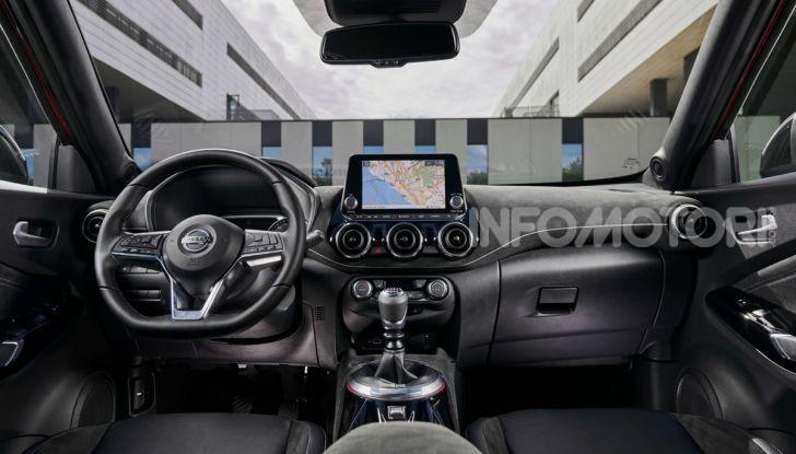 Prova su strada Nissan Juke 2020: tecnologia e sicurezza per il nuovo B-Crossover - Foto 17 di 26