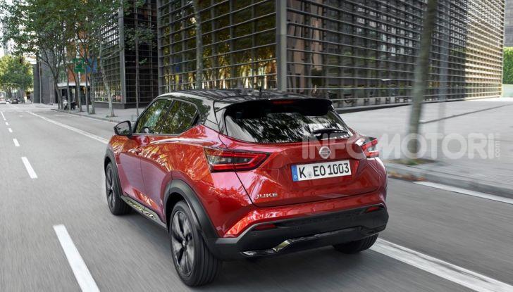 Prova su strada Nissan Juke 2020: tecnologia e sicurezza per il nuovo B-Crossover - Foto 21 di 26