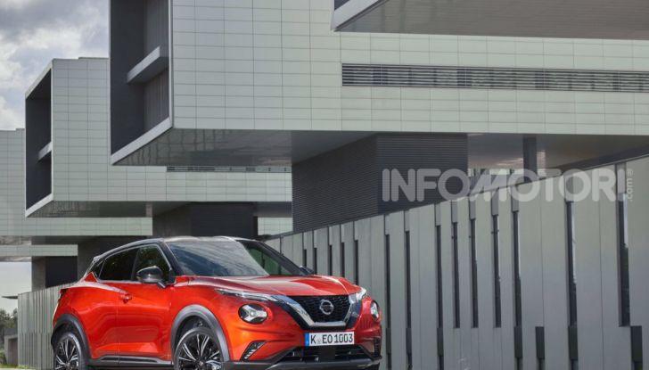 Prova su strada Nissan Juke 2020: tecnologia e sicurezza per il nuovo B-Crossover - Foto 5 di 26