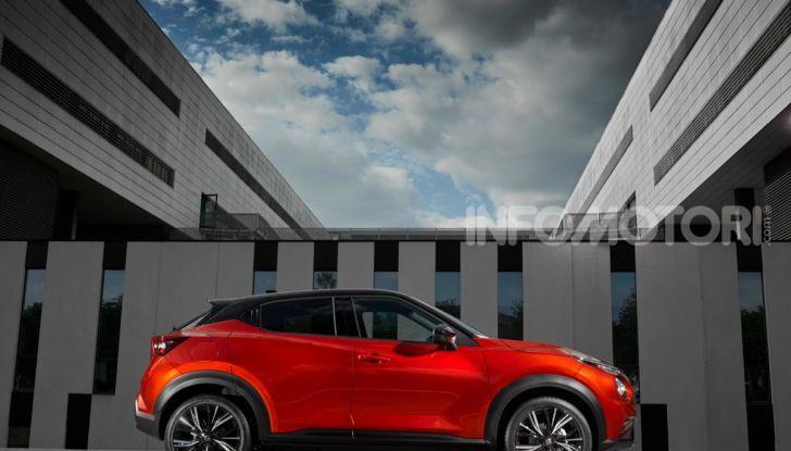 Prova su strada Nissan Juke 2020: tecnologia e sicurezza per il nuovo B-Crossover - Foto 6 di 26