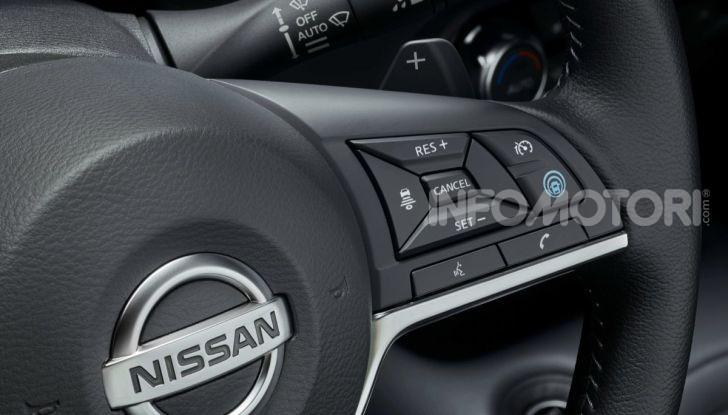 Prova su strada Nissan Juke 2020: tecnologia e sicurezza - Foto 10 di 26