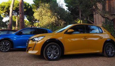 Nuova Peugeot 208: motori, prezzi e impressioni di guida
