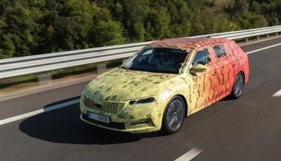 Nuova Skoda Octavia: la quarta generazione è un inno di stile e tecnologia