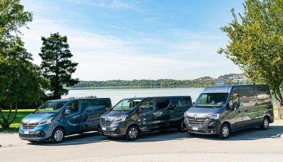 Nuovi Renault Trafic e Master, prova su strada della 4° generazione dei commerciali