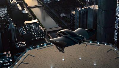 Porsche e Boeing al lavoro per realizzare la prima auto volante