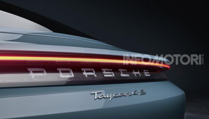 Porsche Taycan 4S, con la Performance Plus si arriva a 571CV - Foto 3 di 10
