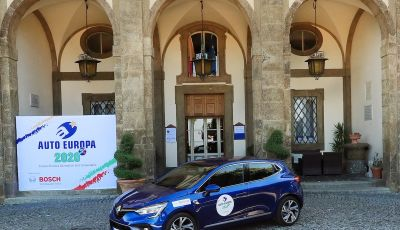 Renault Clio vince il Premio Auto Europa 2020