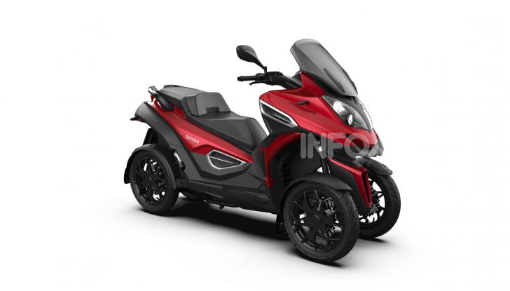 Eicma 2019: Quadro Vehicles pronta al lancio di sei nuovi modelli per il 2020 - Foto 4 di 6