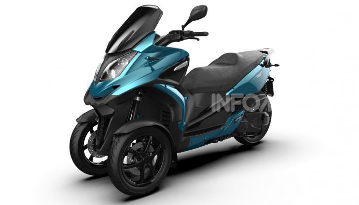 Eicma 2019: Quadro Vehicles pronta al lancio di sei nuovi modelli per il 2020 - Foto 2 di 6