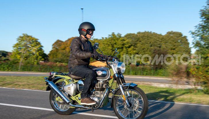 Prova Royal Enfield Bullet Trials 500, voglia d'avventura per la moto più longeva al mondo! - Foto 5 di 53
