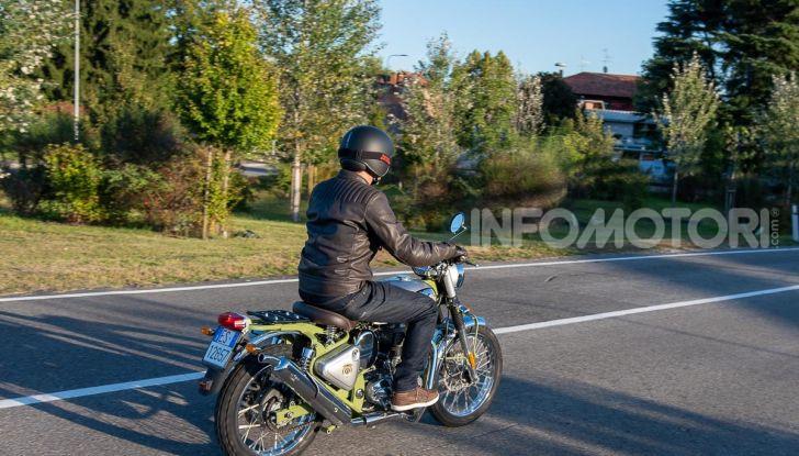 Prova Royal Enfield Bullet Trials 500, voglia d'avventura per la moto più longeva al mondo! - Foto 9 di 53