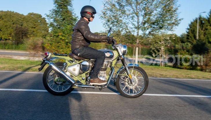 Prova Royal Enfield Bullet Trials 500, voglia d'avventura per la moto più longeva al mondo! - Foto 10 di 53