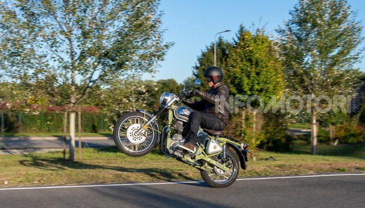 Prova Royal Enfield Bullet Trials 500, voglia d'avventura per la moto più longeva al mondo! - Foto 14 di 53