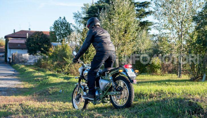 Prova Royal Enfield Bullet Trials 500, voglia d'avventura per la moto più longeva al mondo! - Foto 16 di 53