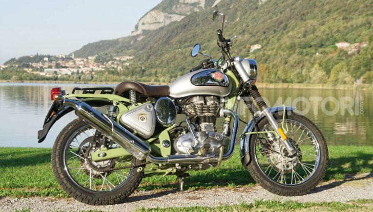 Prova Royal Enfield Bullet Trials 500, voglia d'avventura per la moto più longeva al mondo! - Foto 17 di 53