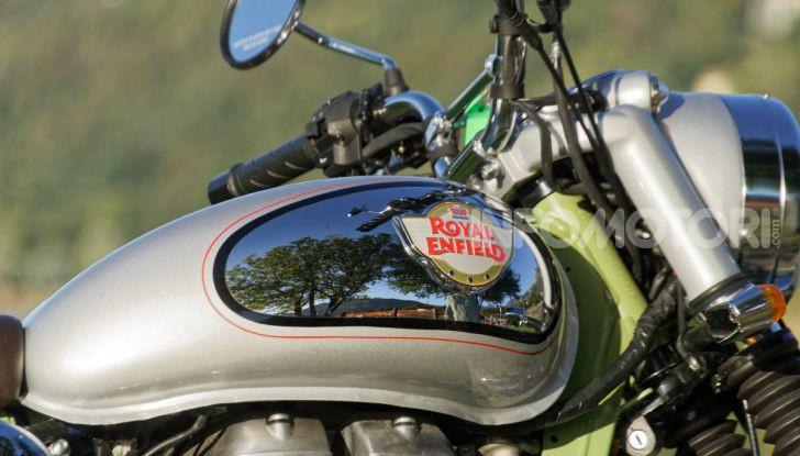 Prova Royal Enfield Bullet Trials 500, voglia d'avventura per la moto più longeva al mondo! - Foto 18 di 53