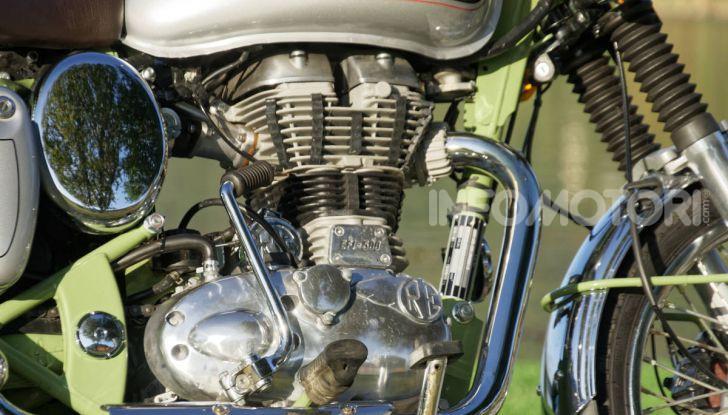 Prova Royal Enfield Bullet Trials 500, voglia d'avventura per la moto più longeva al mondo! - Foto 19 di 53
