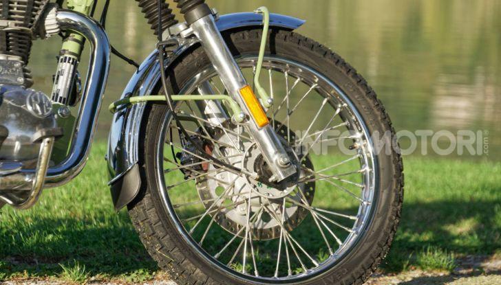 Prova Royal Enfield Bullet Trials 500, voglia d'avventura per la moto più longeva al mondo! - Foto 20 di 53