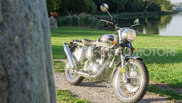 Prova Royal Enfield Bullet Trials 500, voglia d'avventura per la moto più longeva al mondo! - Foto 22 di 53