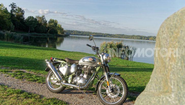 Prova Royal Enfield Bullet Trials 500, voglia d'avventura per la moto più longeva al mondo! - Foto 25 di 53