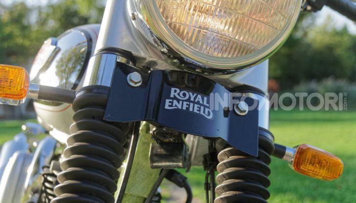 Prova Royal Enfield Bullet Trials 500, voglia d'avventura per la moto più longeva al mondo! - Foto 26 di 53