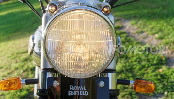 Prova Royal Enfield Bullet Trials 500, voglia d'avventura per la moto più longeva al mondo! - Foto 27 di 53