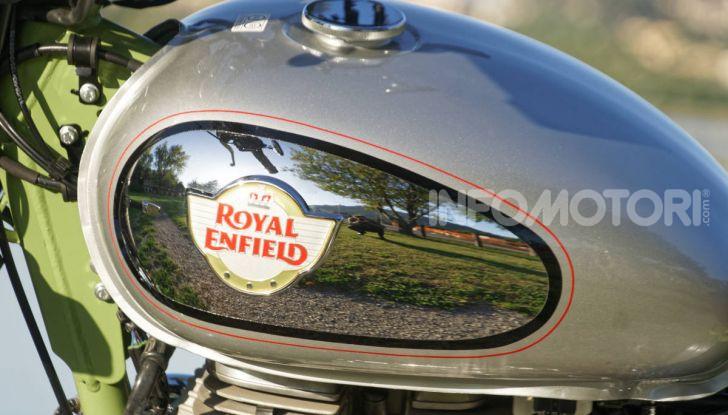 Prova Royal Enfield Bullet Trials 500, voglia d'avventura per la moto più longeva al mondo! - Foto 36 di 53