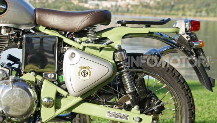 Prova Royal Enfield Bullet Trials 500, voglia d'avventura per la moto più longeva al mondo! - Foto 38 di 53
