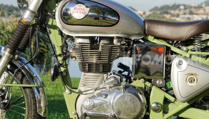 Prova Royal Enfield Bullet Trials 500, voglia d'avventura per la moto più longeva al mondo! - Foto 39 di 53