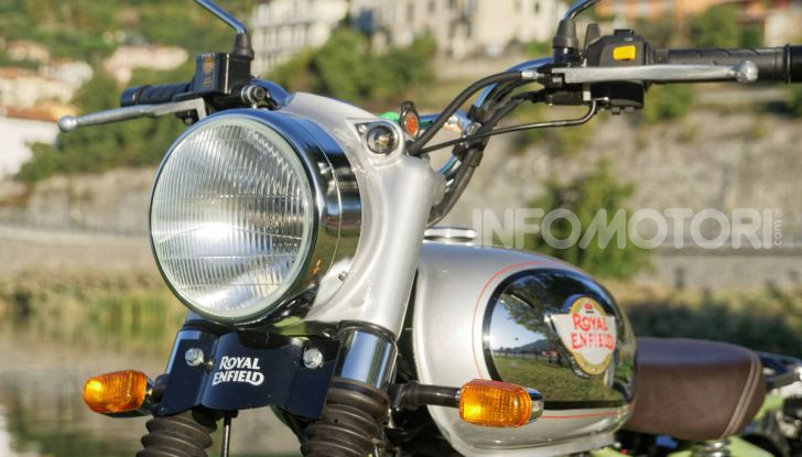 Prova Royal Enfield Bullet Trials 500, voglia d'avventura per la moto più longeva al mondo! - Foto 49 di 53