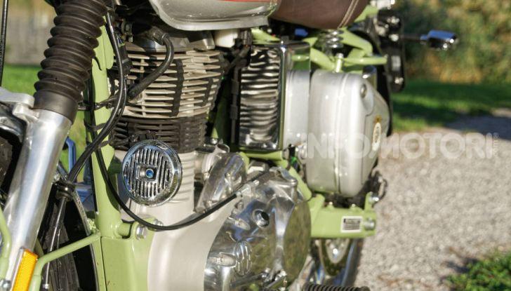 Prova Royal Enfield Bullet Trials 500, voglia d'avventura per la moto più longeva al mondo! - Foto 50 di 53