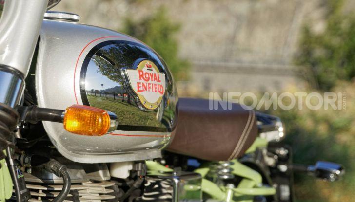 Prova Royal Enfield Bullet Trials 500, voglia d'avventura per la moto più longeva al mondo! - Foto 51 di 53
