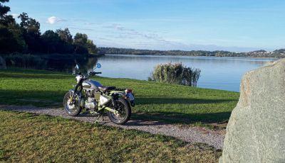 Prova Royal Enfield Bullet Trials 500, voglia d'avventura per la moto più longeva al mondo!