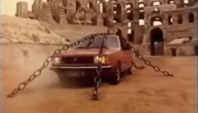 [VIDEO] Lo spot per Renault prodotto da Sergio Leone ed Ennio Morricone