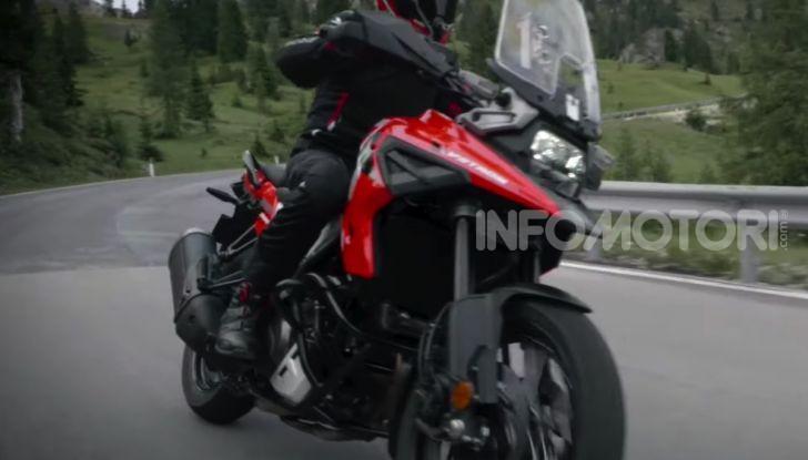 Nuovo Suzuki V-Strom 2020: Nato sotto il segno del DR! - Foto 8 di 8