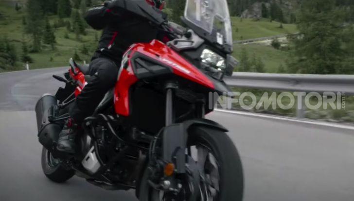 Nuovo Suzuki V-Strom 2020: Nato sotto il segno del DR! - Foto 5 di 8