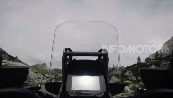 Nuovo Suzuki V-Strom 2020: Nato sotto il segno del DR! - Foto 3 di 8