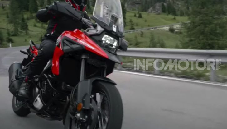 Nuovo Suzuki V-Strom 2020: Nato sotto il segno del DR! - Foto 7 di 8