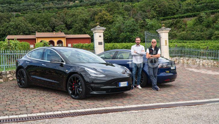 [VIDEO] Tesla Model S vs Tesla Model 3, il confronto: quale comprare? - Foto 5 di 14