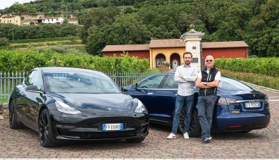 [VIDEO] Tesla Model S vs Tesla Model 3, il confronto: quale comprare?