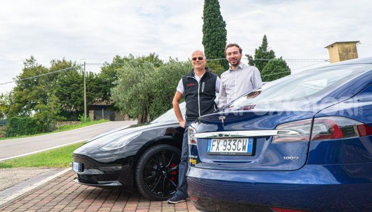 [VIDEO] Tesla Model S vs Tesla Model 3: quale comprare? - Foto 2 di 14