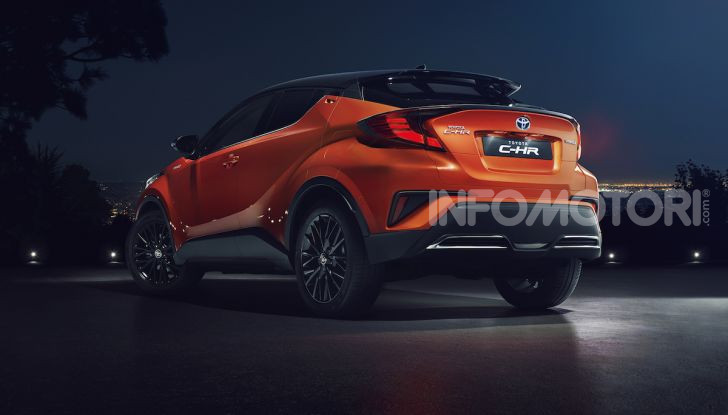 Nuova Toyota C-HR 2020: motore ibrido da 184CV e nuova tecnologia - Foto 3 di 5