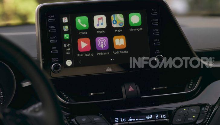 Nuova Toyota C-HR 2020: motore ibrido da 184CV e nuova tecnologia - Foto 5 di 5