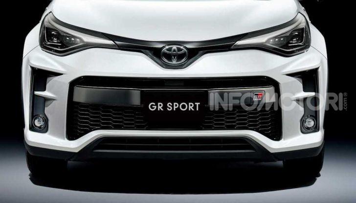Toyota C-HR GR Sport 2020: il crossover sportivo Gazoo Racing - Foto 3 di 6
