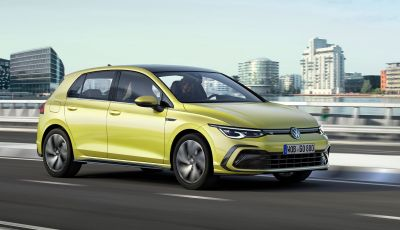 Volkswagen Golf 8: in onda il nuovo spot pubblicitario
