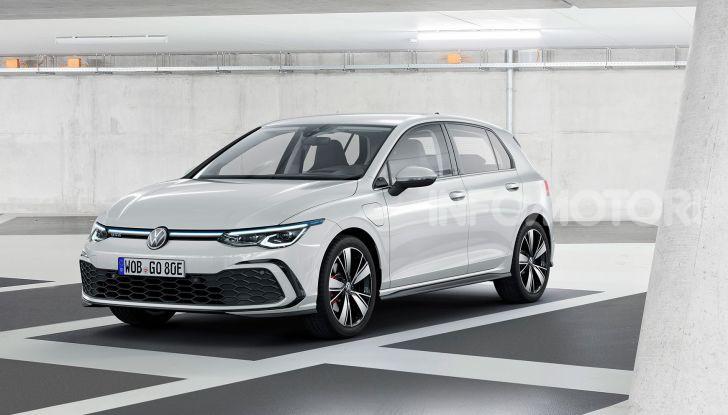 Nuova Volkswagen Golf 8 2020: prezzi, motori e versioni - Foto 13 di 26