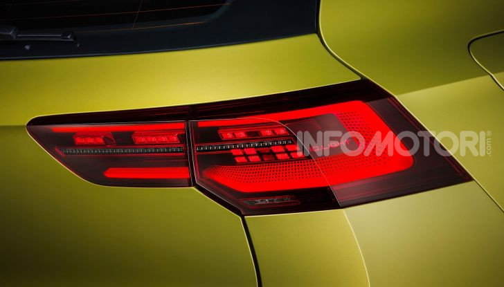 Nuova Volkswagen Golf 8 2020: prezzi, motori e versioni - Foto 14 di 26