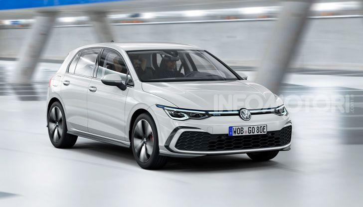 Nuova Volkswagen Golf 8 2020: prezzi, motori e versioni - Foto 20 di 26