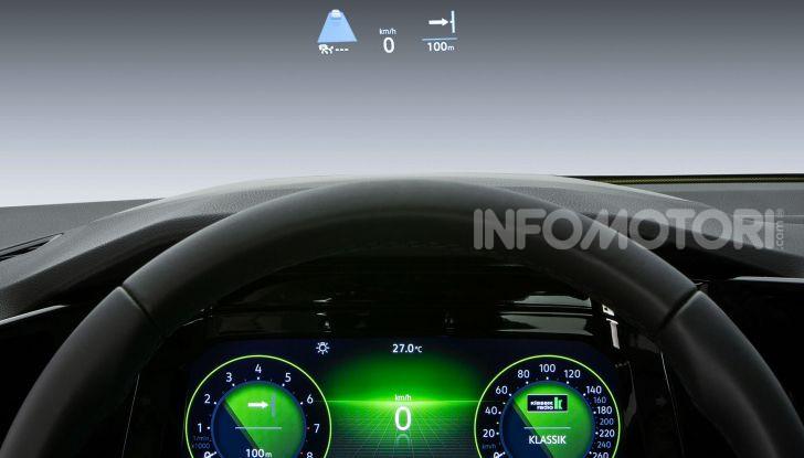 Nuova Volkswagen Golf 8 2020: prezzi, motori e versioni - Foto 26 di 26